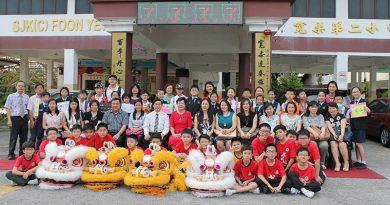 中国台州双语小学到访