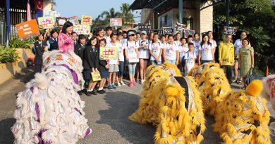 2016年四川省重庆市永川区红旗小学交流活动
