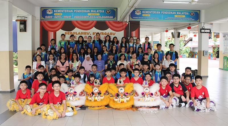 2016 LODGE PRIMARY SCHOOL, KUCHING SARAWAK交流活动