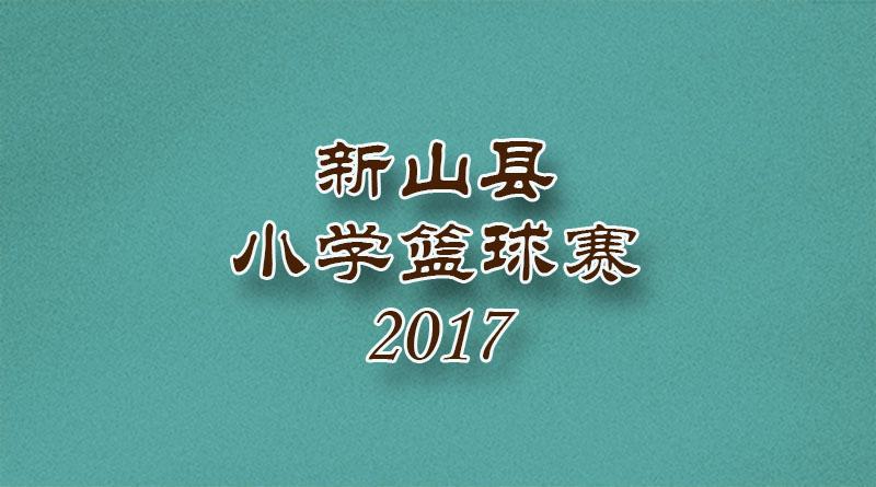 新山县小学篮球赛2017